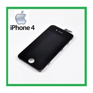PANTALLA IPHONE 4 NEGRA